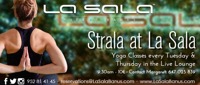 Strala Yoga Classes