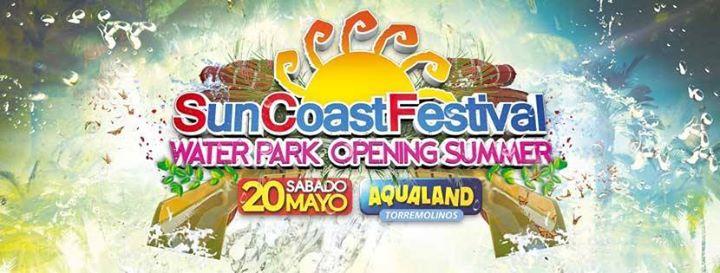 SunCoastFestival 2017 'Opening Summer'