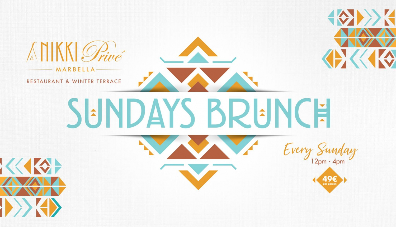 Sunday Brunch at Nikki Privé | My Guide Marbella