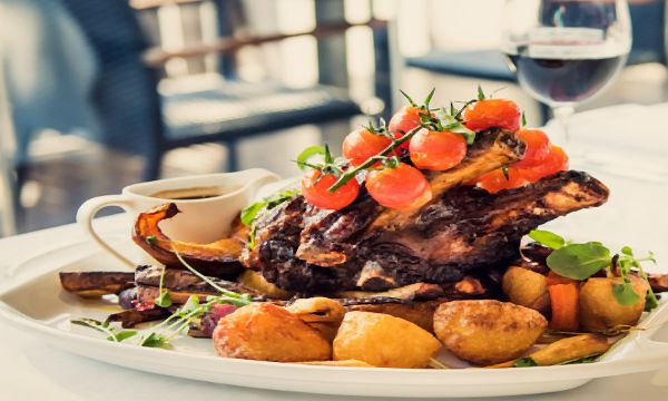 Sunday Roast at La Sala