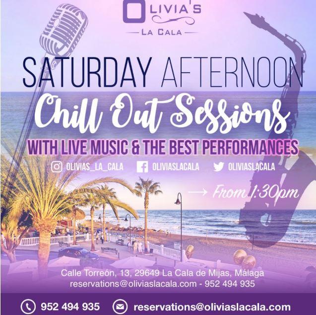 Sunday Session @ Olivia's La Cala