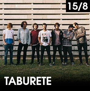Taburete - Starlite Festival 2018