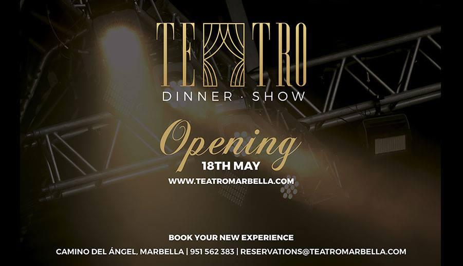 Teatro Opening