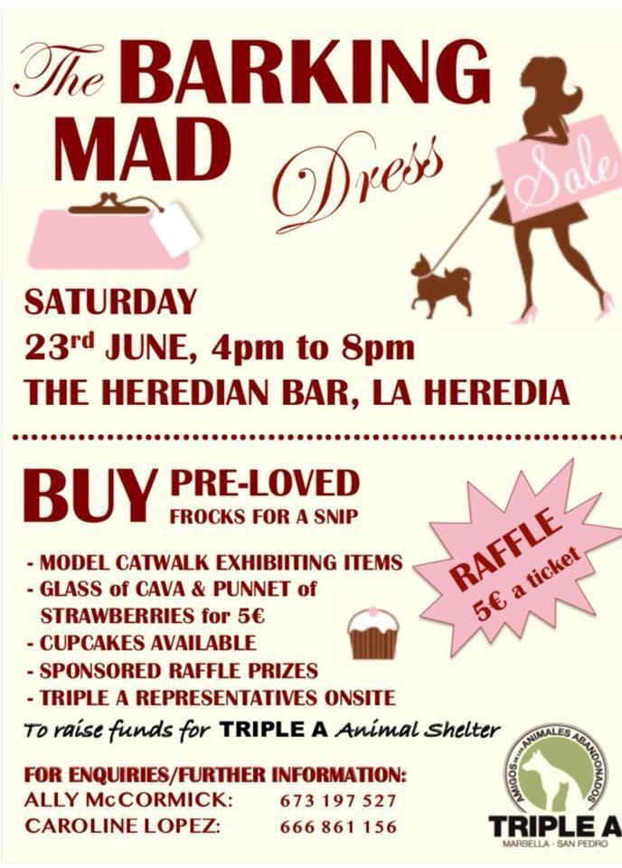 The Barking Mad Dress Sale