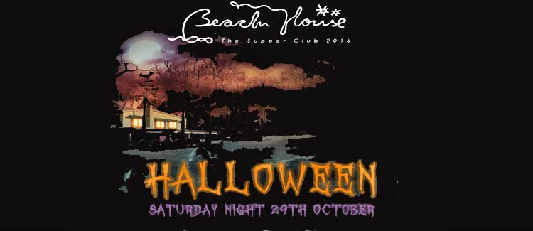 The Beach House Halloween Party