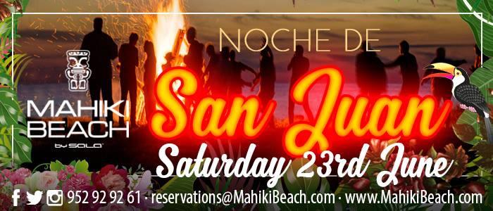 The Night of San Juan