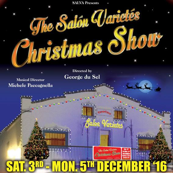 The Salon Varietes Christmas Show