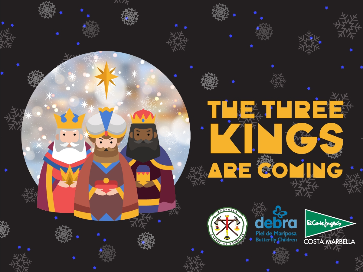 This Year The Three Kings Will Be Arriving Earlier In Marbella