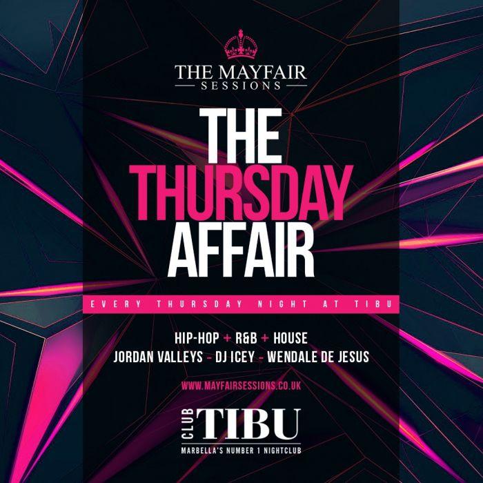 Thursday Affair at Tibu