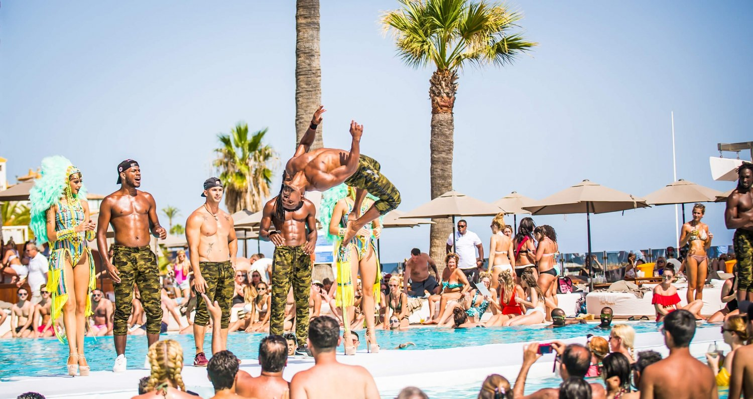 172299ab50 Timeless at Ocean Club 2019 | My Guide Marbella