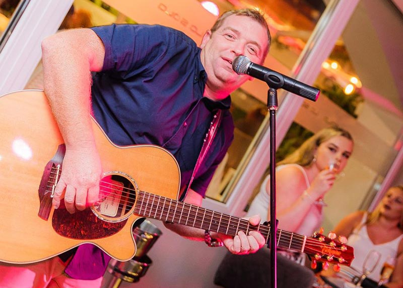 Jingle Rocking with Tony Capo @ La Sala