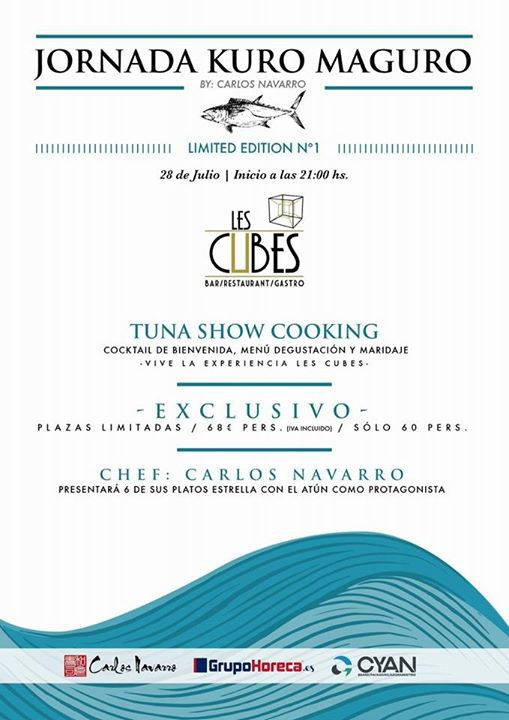 Tuna Show Cooking