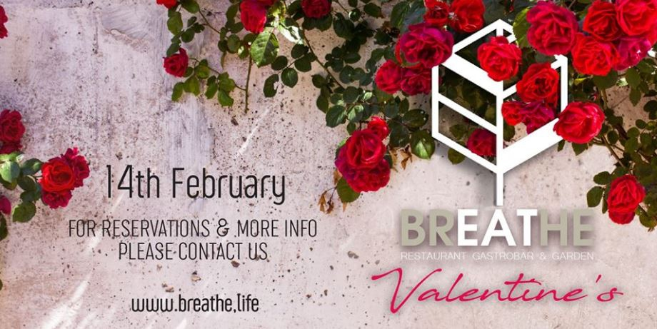 Valentine at Breathe