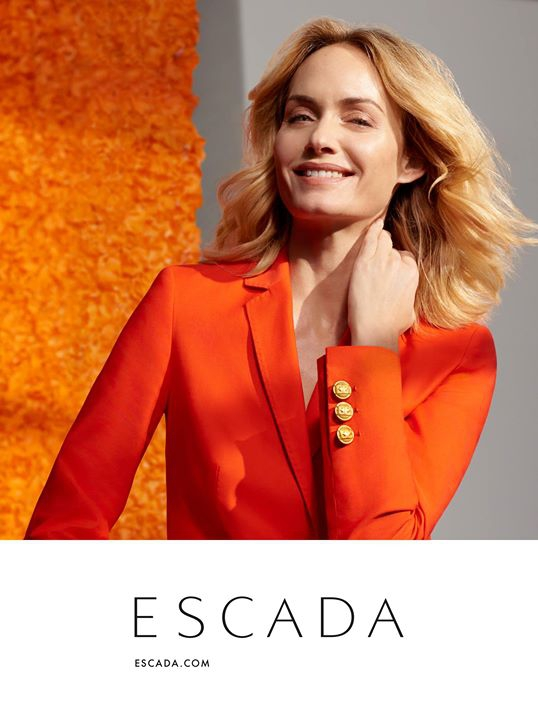 Valentine´s Day lunch with Escada
