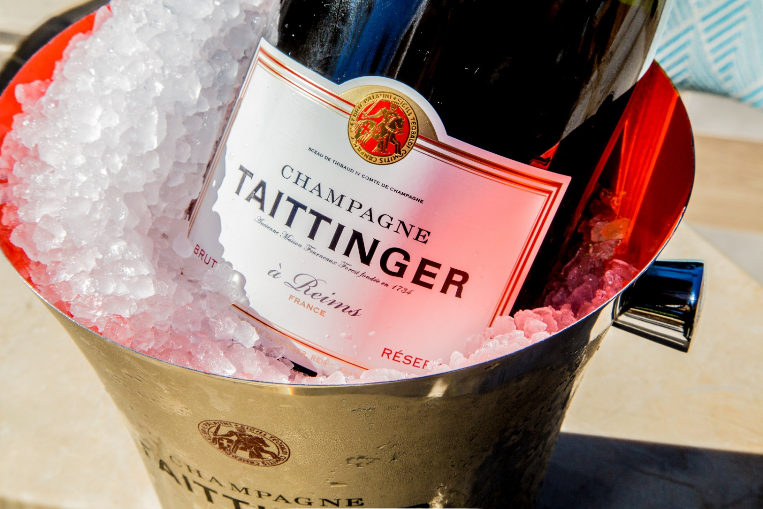 Weekend Lunches with Taittinger