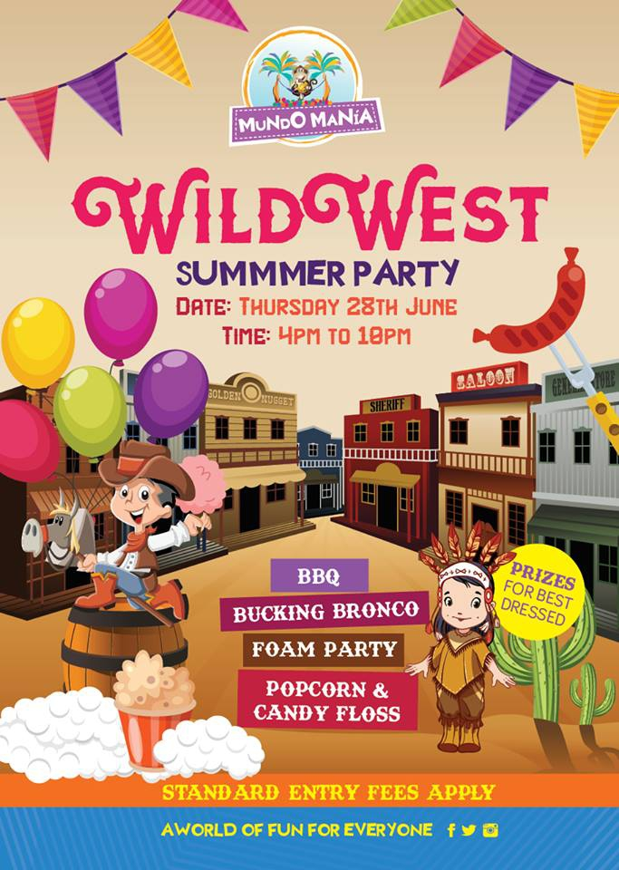 Wild West Summer Party