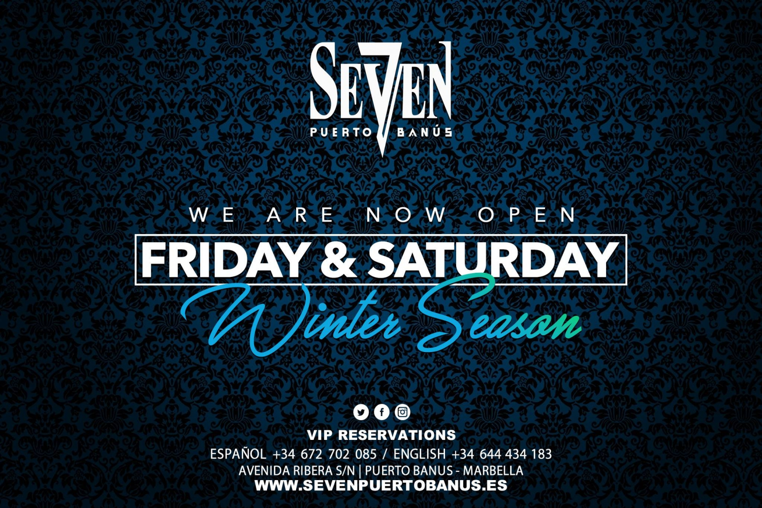 Winter Season at Seven