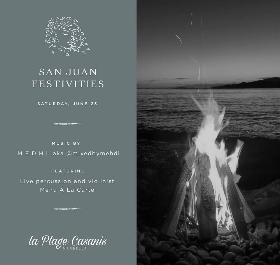 San Juan Festivities