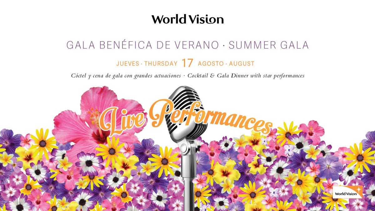 World Vision Charity Gala Dinner