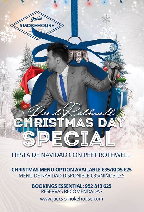 Xmas Special with Peet Rothwell