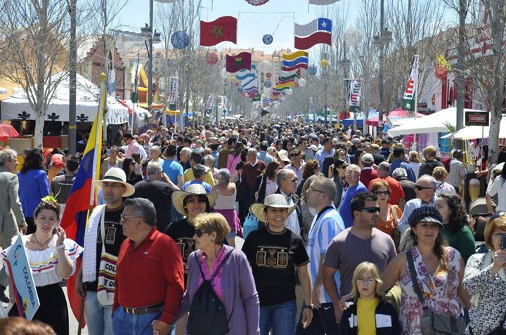 XXIV Feria Internacional De Los Pueblos De Fuengirola