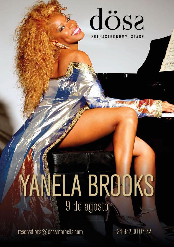 Yanela Brooks at doss