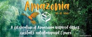 Celebration of Amazonia Inspired Dishes