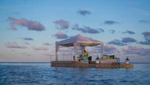 Candock Wellness Floating Restaurant