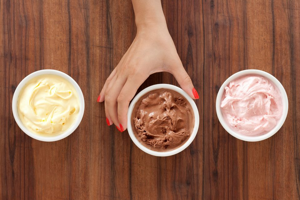 Kristens Kick Ass Ice Cream