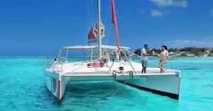 Private Catamaran Cruise to Ile aux Cerfs
