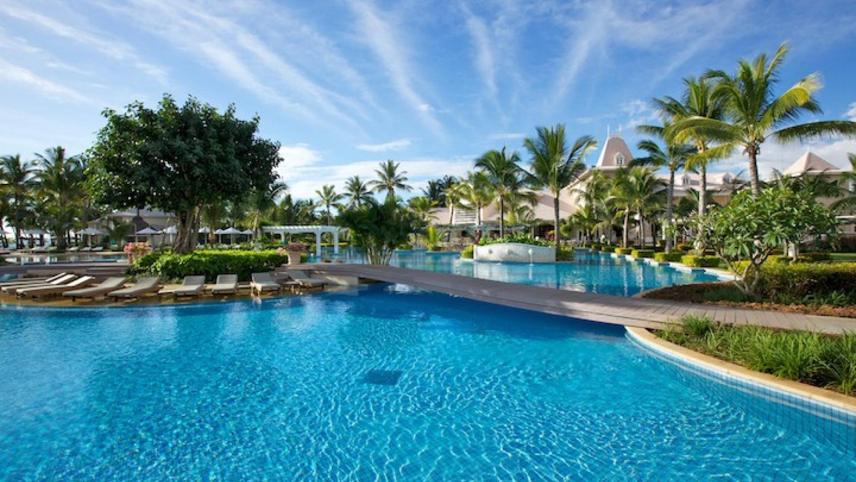 Sugar Beach Resort Mauritius Pool