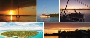 Sunset Catamaran Cruise, Ile aux Aigrettes