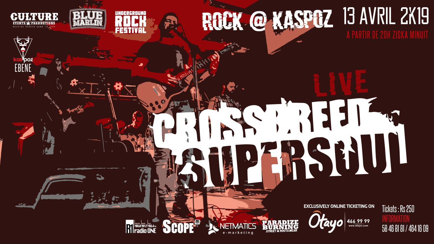 #2- Kas Poz by Crossbreed Supersoul
