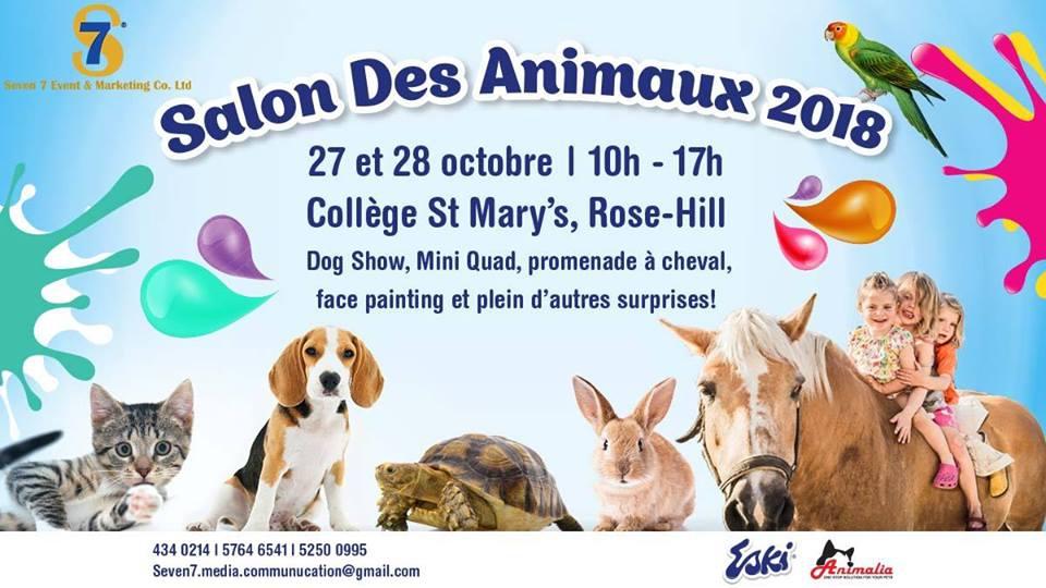2018 Animal Show