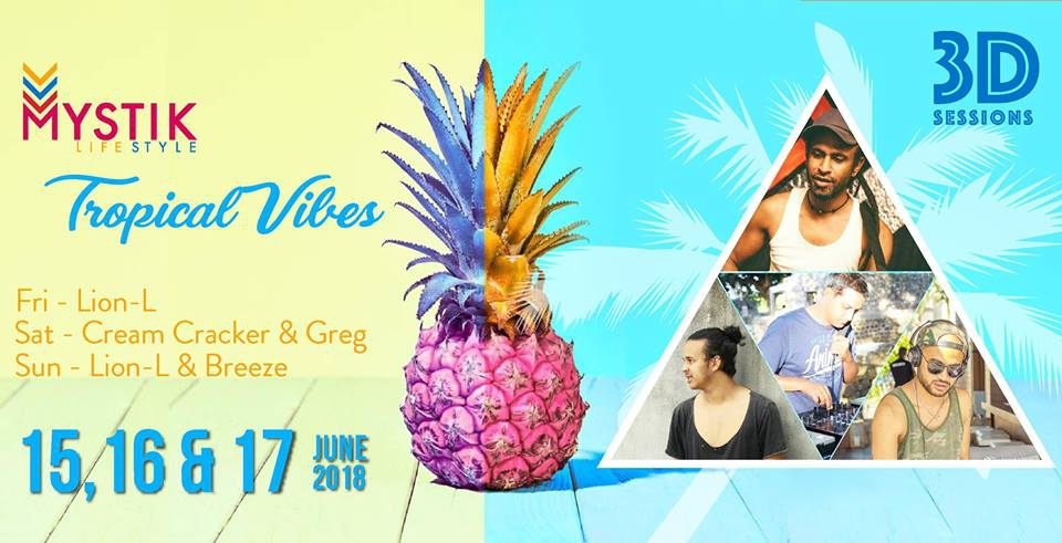 3D Sessions - Tropical Vibes Experiences
