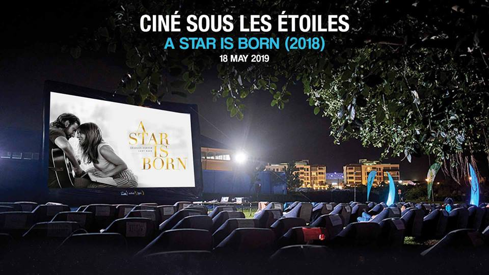 A Star is Born - Ciné Sous Les Étoiles (outdoor Cinema)