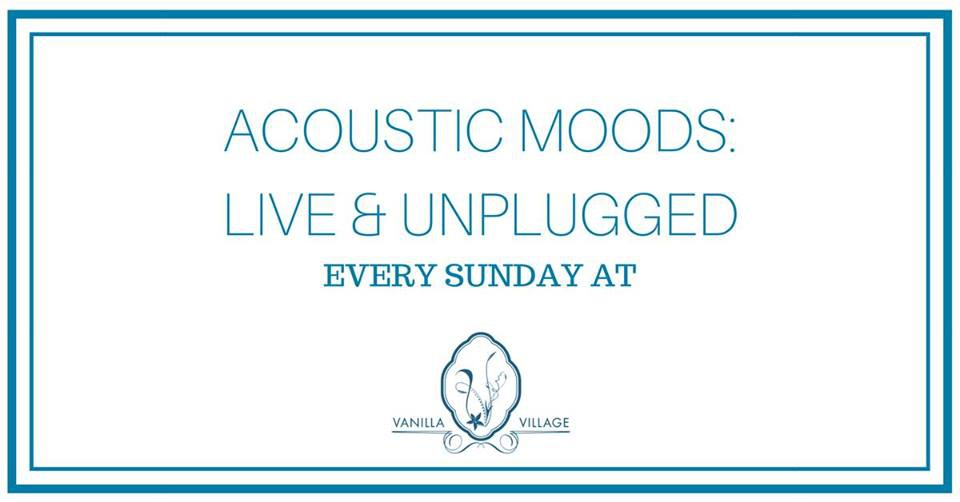 Acoustic Sundays 13 May