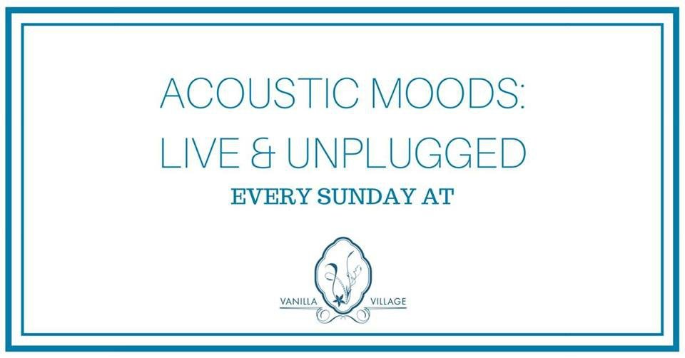 Acoustic Sundays 20 May