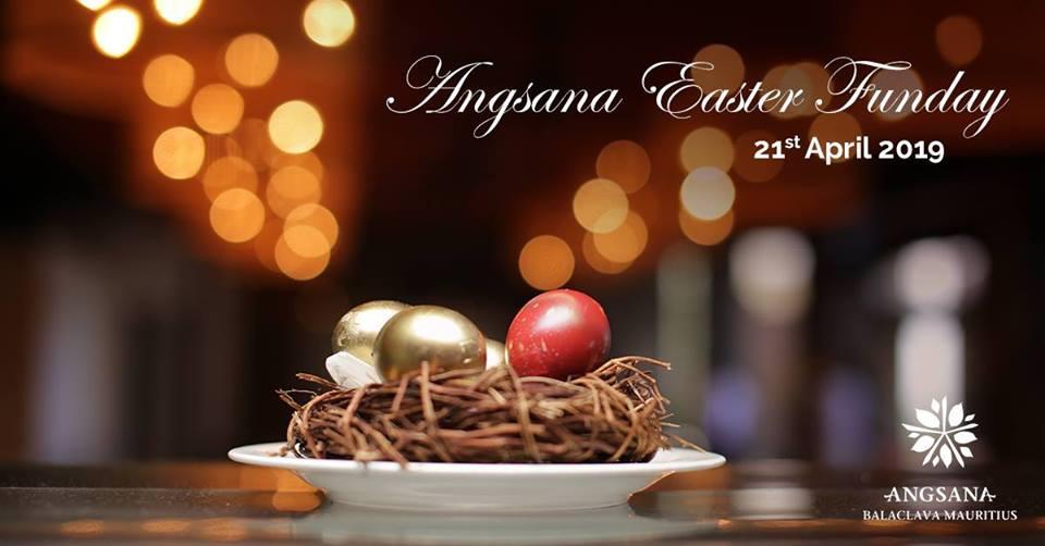 Angsana Easter Funday