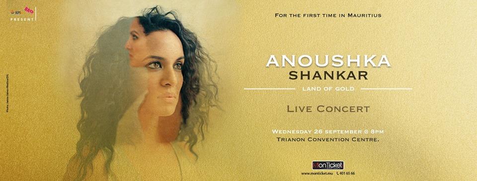 Anoushka Shankar Live Concert