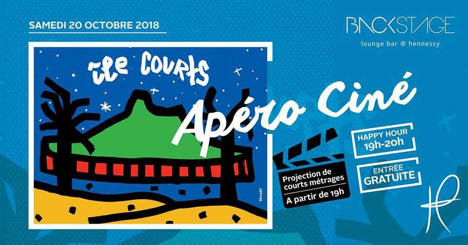 Apéro-Ciné at Backstage
