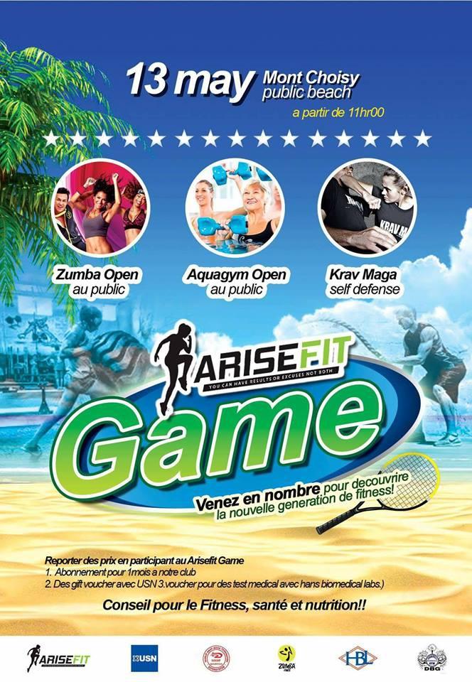 AriseFit Game