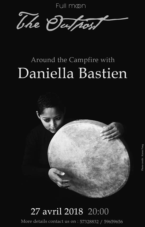 Around the Campfire with Daniella Bastien