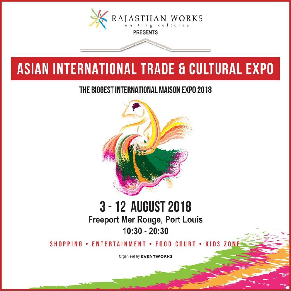 Asian International Trade & Cultural Expo at Mer Rouge
