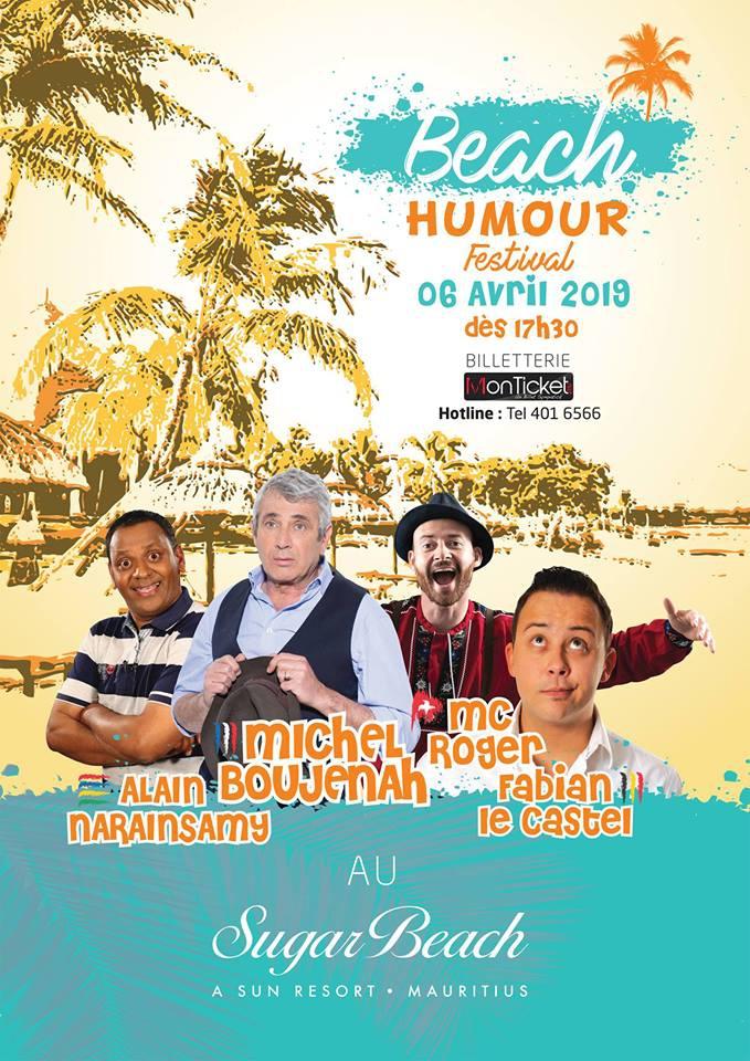 Beach Humour Festival