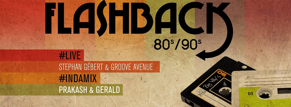 Big Willy's presents Flashback 80's/90's