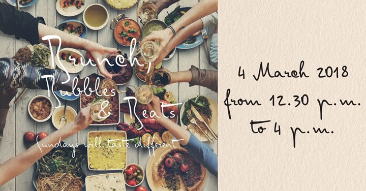 Brunch, Bubbles & Beats - 4th March