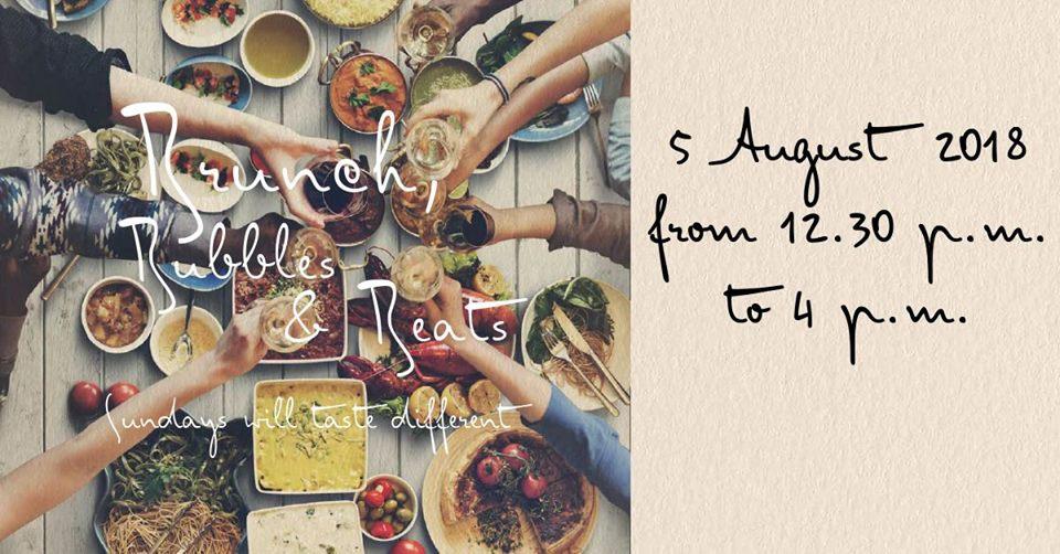 Brunch, Bubbles & Beats - 5th August at Shangri-La's Le Touessrock Resort & Spa
