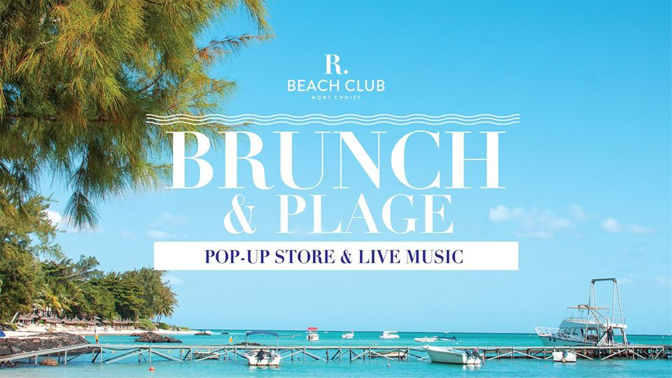 Brunch & Plage at R Beach Club