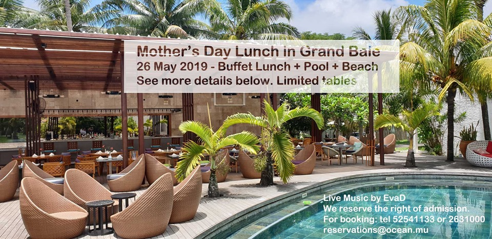 Buffet Lunch - Mothers Day